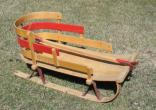 CHILD'S SLED- VERY SOLID, winnipeg